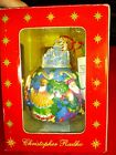 Christopher Radko Santa's Around the World II Christmas Ornament NEW *FREE SHIP*