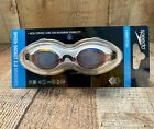 Speedo Speed Socket 20 Mirrored Goggle Vapor Metallic Goggles New in Package