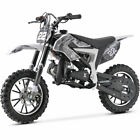 MotoTec 50cc Demon Kids Gas Dirt Bike SAY YEAH Motorcycle Gas Scooter Pit Bike