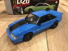 GMP 1993 Ford Mustang King Snake Nitro Blue 1 of 516 118 Scale 1320 Kings