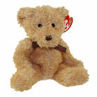 TY Beanie Baby - HUNTLEY the Bear (8.5 inch) - MWMTs Stuffed Animal Toy
