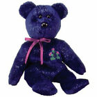 TY Beanie Baby - THISTLE the Bear (UK Exclusive) (8.5 inch) - MWMTs Stuffed Toy