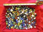 12  pound GLASS MARBLE MARBLES