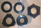 JOHN DEERE LATE STYLED B CLUTCH DISK SET PRESSURE PLATE DOUBLE SIDED SINGLE
