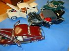 4 LOT 1 18 ERTL Road Signature Maisto LINCOLN ZEPHYR FORD PLYMOUTH 39 40 41