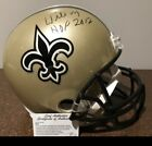 2015 Leaf Autographed Helmet Football 5