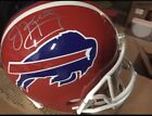 2015 Leaf Autographed Helmet Football 10