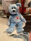 Ty Beanie Baby Nipponia the Bear Japan Exclusive 8.5