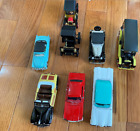 National Motor Museum LOT OF Eight new open boxes with COA