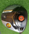 Cobra King F7 Driver R Flex Upgraded Graphite Shaft Excellent Cond with HC