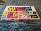1969 FLEER FUN STAMPS BOX 24 PACKS UNTOUCHED NICE CONDITION BOX SEE PHOTOS