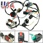 50CC 110CC CDI Wire Harness Stator Assembly Wiring Chinese ATV Electric Quad Kit