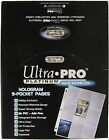 Ultra Pro 9-Pocket Trading Card Pages - Platinum Series (100 Pages) New Free Shi