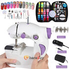 Portable Desktop Mini Electric Sewing Machine Hand Held Household Tailor Kit KD
