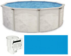 Argentina 18 x 48 Round Above Ground Swimming Pool and Liner