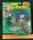 1999 HASBRO STARTING LINEUP PRO ACTION BARRY SANDERS BRAND NEW SEALED 2221