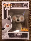 Funko Pop Game of Thrones Nymeria #76 Hot Topic Exclusive