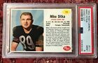 1950 Mike Ditka RC Post Cereal PSA 9
