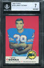 1969 Topps Football Cards 11