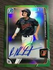 2015 Bowman Draft Baseball Cards - Review Added 18