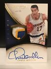 Chris Mullin - 2013-14 Panini Immaculate Patch Autograph Auto 75
