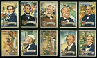 1956 Topps US Presidents Trading Cards 9