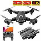 5G 4K 6K GPS WiFi Drone x Pro with HD Camera FPV Selfie Foldable RC Quadcopter