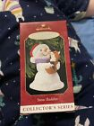 Hallmark Snow Buddies 1999 Keepsake Ornament Snowman Fox #2
