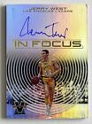 Jerry West Rookie Cards and Autographed Memorabilia Guide 20