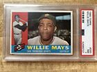 Vintage Willie Mays Baseball Card Timeline: 1951-1974 60