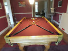 Pool Table 7 foot American Heritage Slate Very Good Condition