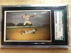 1953 Bowman Color Peewee Reese SGC 5 Ex condition