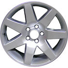 07034 Refinished Saturn Vue 2004 2007 18 inch Wheel Rim OEM All Painted Silver