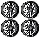 4 Alloy wheels Oxigin 14 Oxrock 11x20 ET35 5x112 SW for Audi R8