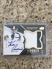 2012 Upper Deck Exquisite Football Rookie Autograph Patch Visual Guide 45