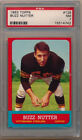 1963 Topps Football Cards 48