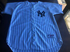 New!! Authentic Russell Athletic Mike Mussina New York Yankees Jersey SZ 48