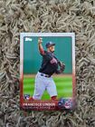 Francisco Lindor Rookie Cards and Key Prospect Guide 31