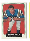 1964 Philadelphia Football Cards 10
