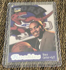 Vince Carter Cards and Autographed Memorabilia Guide 38