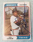 Minnesota Twins Collecting and Fan Guide 77