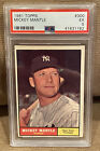 Mickey Mantle Rookie Cards and Memorabilia Buying Guide 18