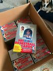 1989 NBA Hoops Box (FRESH FROM a new CASE) unopened and unsearched JORDAN, ROBIN