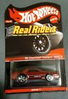 Hot Wheels 85 Chevy Camaro iroc z Real Riders Rlc series 11 low number 146