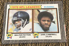 Sweetness! Top 10 Walter Payton Cards of All-Time 25