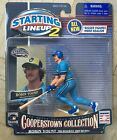 NEW 2001 MLB Starting Lineup Cooperstown Action Figure Robin Yount Brewers