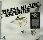 Starz album Live In Action Metal Blade PROMO 90 RARE Signed by Richie Ranno