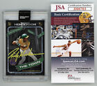 Rickey Henderson Cards, Rookie Card and Autographed Memorabilia Guide 47
