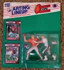 1989 Howie Long VS John Elway Starting Lineup figure Kenner 1 on 1 Unpunched tag