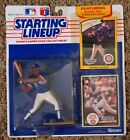1990 Jerome Walton Rookie Chicago Cubs Starting Lineup near mint
